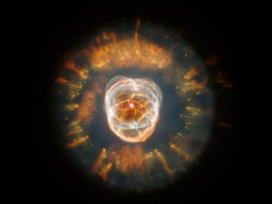 Nebulosa de l'esquimal (Font: pixabay.com)