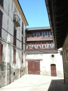 Detall balconada Casa d'El Tort
