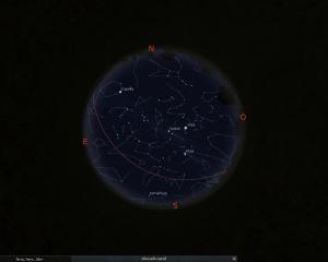 Simulació del Cel del 15 d'octubre a les 21:30h