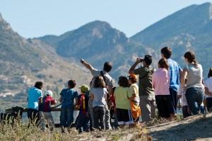 Educació ambiental a Alinyà