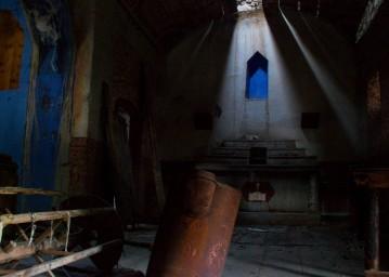 Interior de l'església. Imatge: Gemma Valero