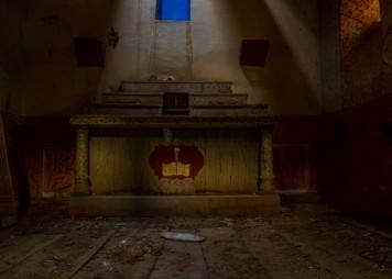 Interior de l'església Autor: Gemma Valero