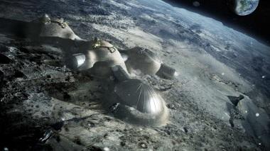 futura base a la lluna