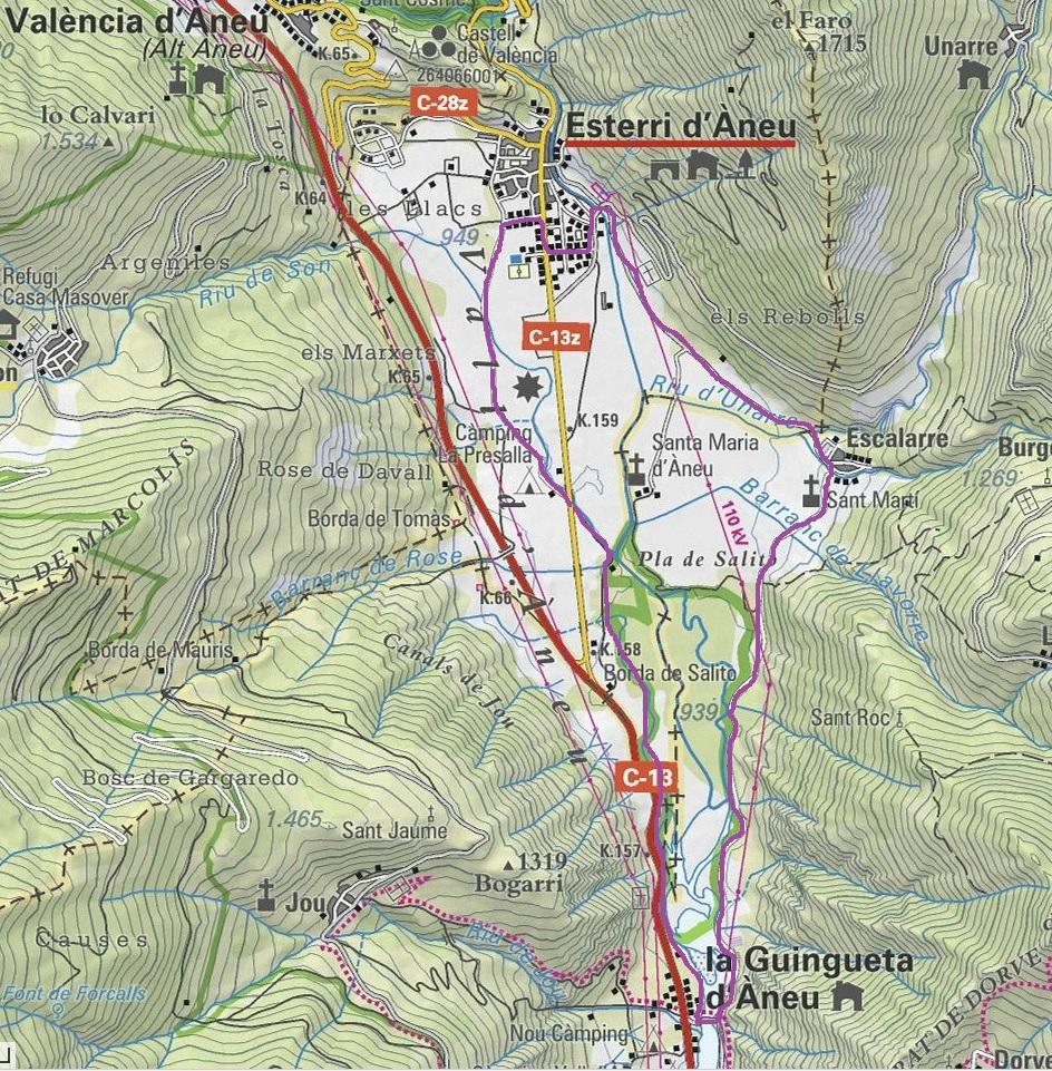 Esterri Monnatura Pirineus